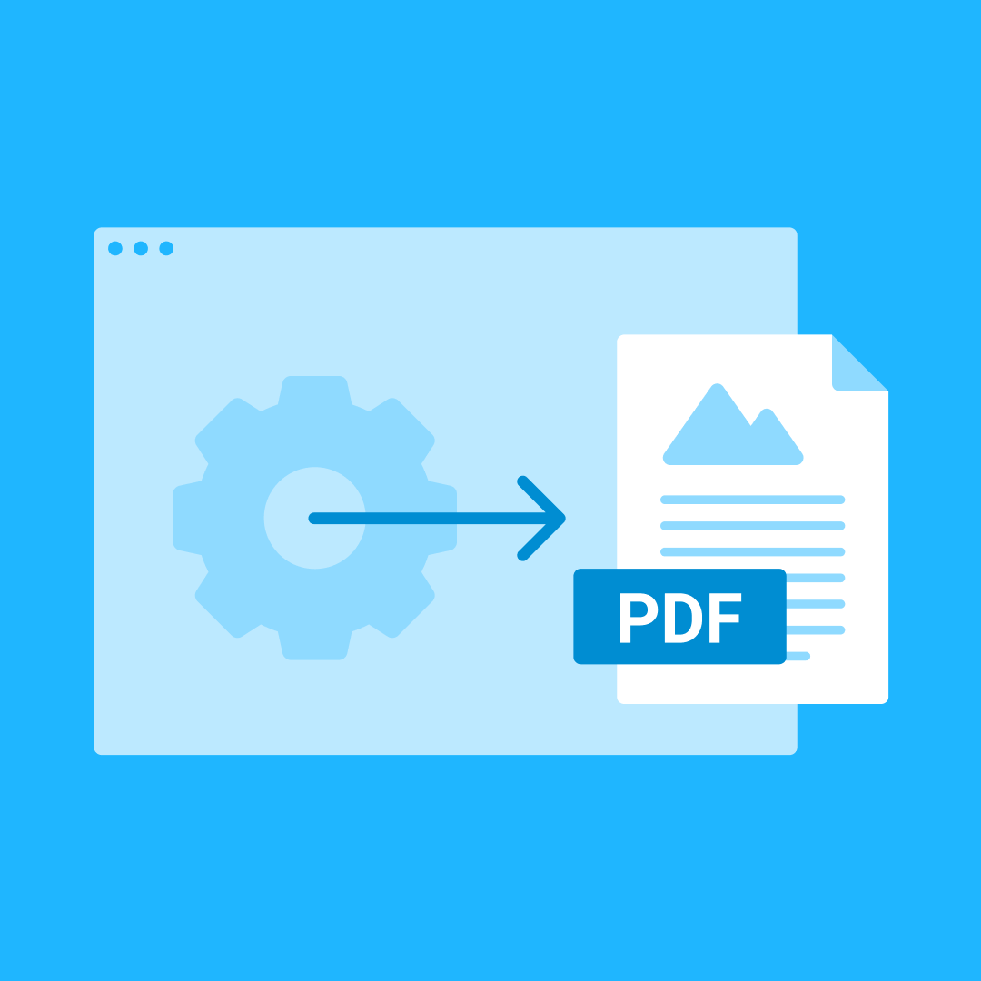 Generate print-ready files