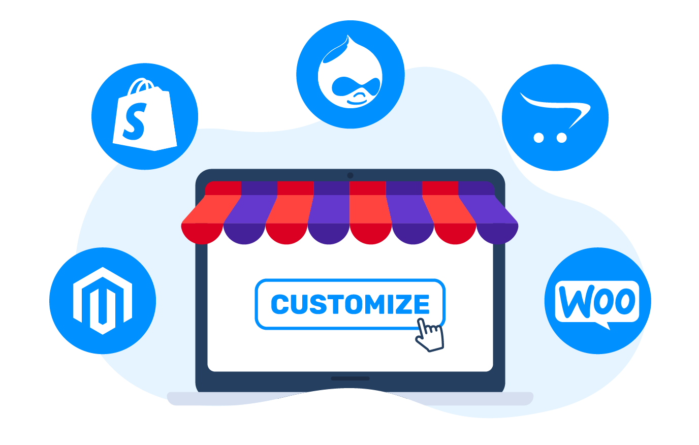 Want to add personalization capabilities to your new or existing online storefront