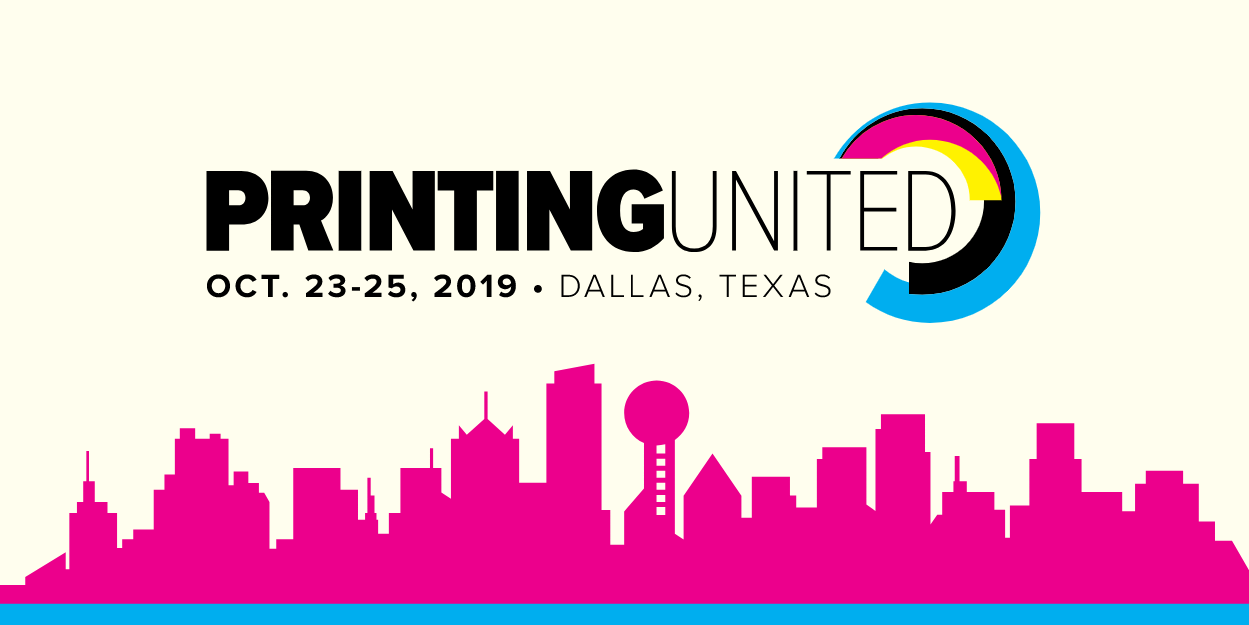 Meet the Customer's Canvas team at the Printing United trade show