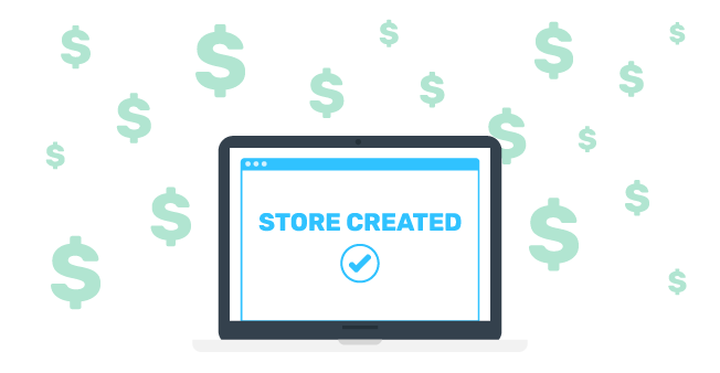 Create online storefront with web-to-print functionality