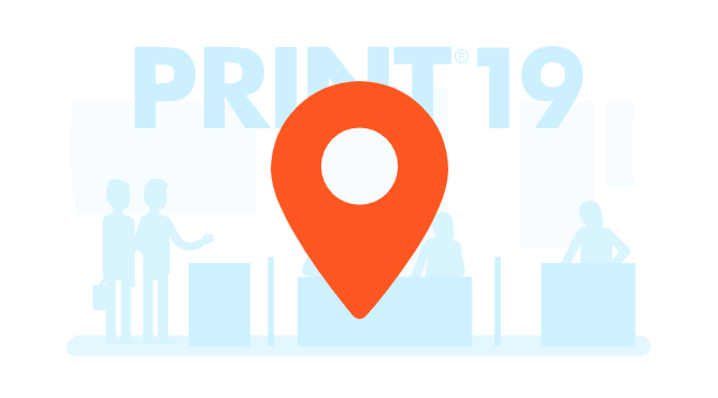 Customer's Canvas at PRINT19: Back Office, Text Engine and many more
