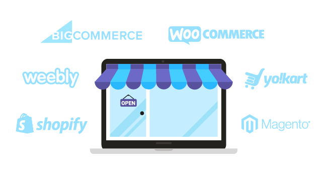 Choosing the right e-commerce platform for web-to-print